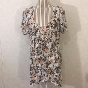 NWT Torrid lace top